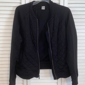 Old Navy Active Quilted Bomber Jacket